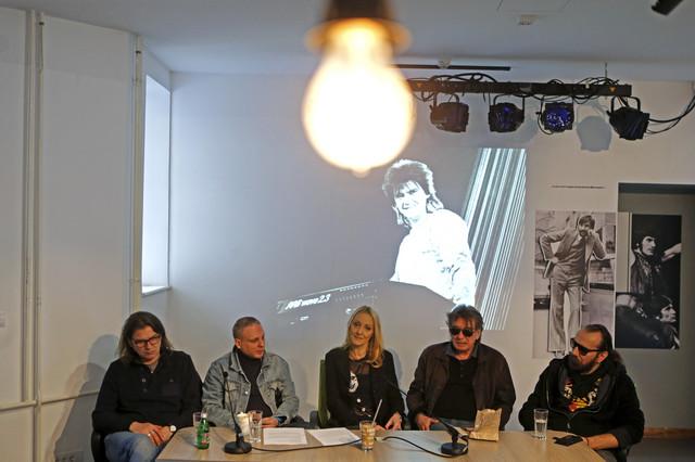 Nikola Čuturilo, Ivan Grlić, Sanda Ristovski Grlić, Darko Bajić i Milan Đurđević