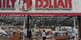 Potężny huragan uderzył w USA. Jedna osoba nie żyje