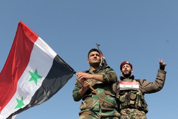 """""""Jesteśmy przekonani, że sparaliżowaliśmy syryjski program broni chemicznej. Jesteśmy gotowi utrzymywać tę presję, jeśli reżim syryjski będzie na tyle niemądry, by sprawdzać naszą determinację"""""""