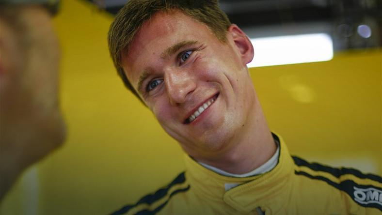 Zwycięzca GP Moskwy nowym kierowcą Volvo