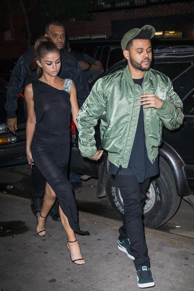 Selena i D Vikend privlačili su poglede na ulicama Njujorka