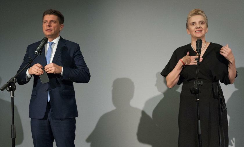 Joanna Scheuring-Wielgus myli własną partię Teraz z partią Razem