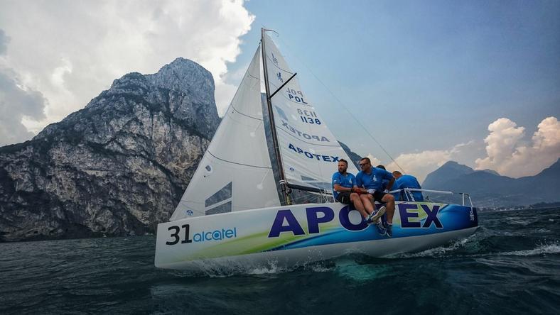 Załoga FlexiStav Apotex Team ponownie we Włoszech