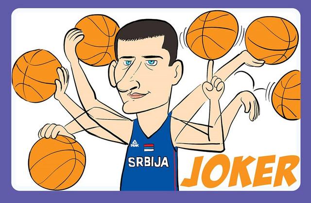 Kosarkaski Savez Srbije I Blicsport Novim Viber Stikerima Predvode Navijace Plavih Do Zlata Na Svetskom Prvenstvu U Kini