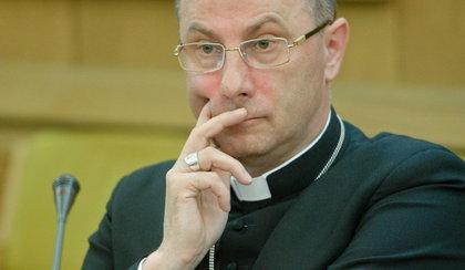 Prymas chce oczyścić Kościół z pedofilów