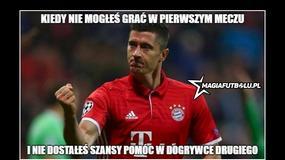 Real pokonał Bayern i awansował do półfinału Ligi Mistrzów - memy po meczu