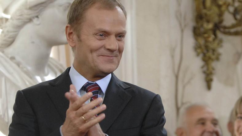 Tusk będzie prezydentem i szefem partii