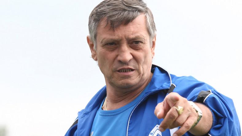 Dusan Radolsky rozwiązał swoją umowę z Ruchem Chorzów