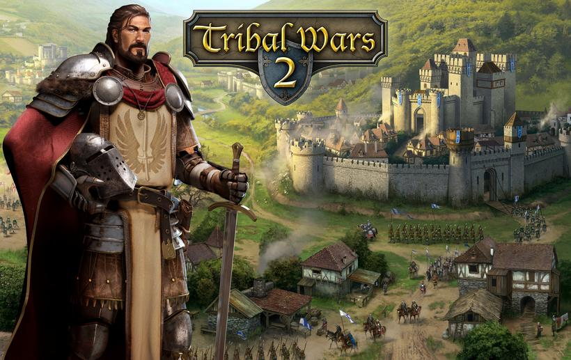 gameplanet Tribal Wars 2