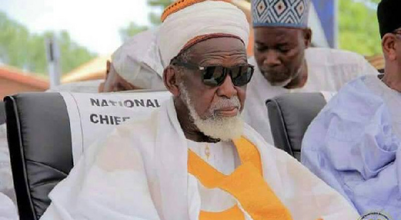 National Chief Imam announces indefinite suspension of his personal assistant