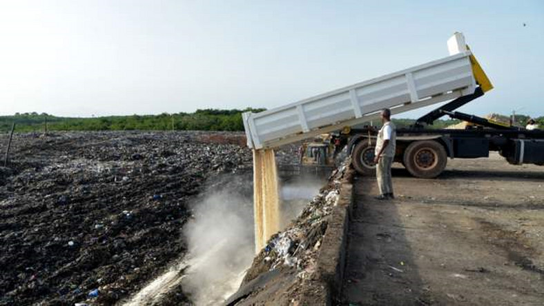 Rice destroyed in Ivory Coast
