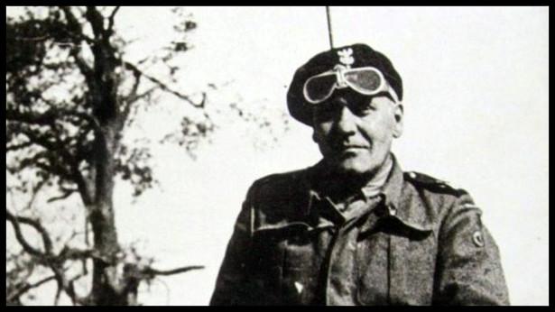 Stanisław Maczek (1892-1994) – generał broni Wojska Polskiego. Fot. Centralne Archiwum Wojskowe