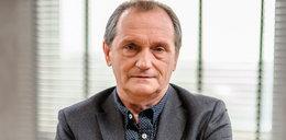 Wojciech Wysocki o raku: boję się