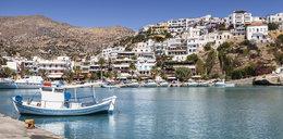 Trzęsienie ziemi na greckiej wyspie. Turyści przerażeni