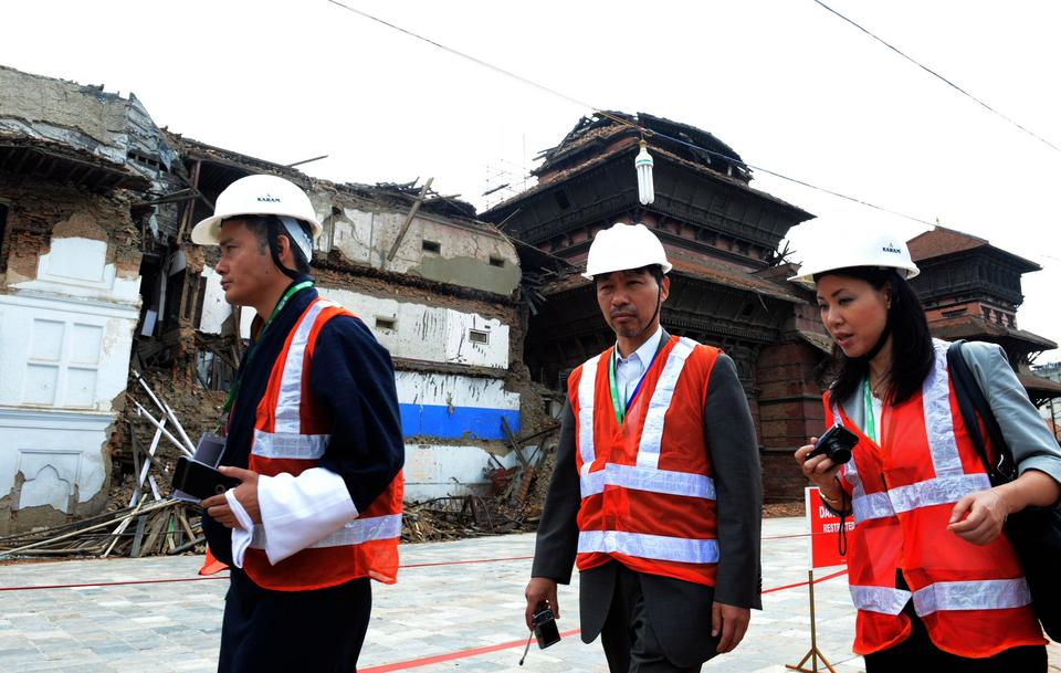 Nepal: rusza plan naprawy zniszczeń