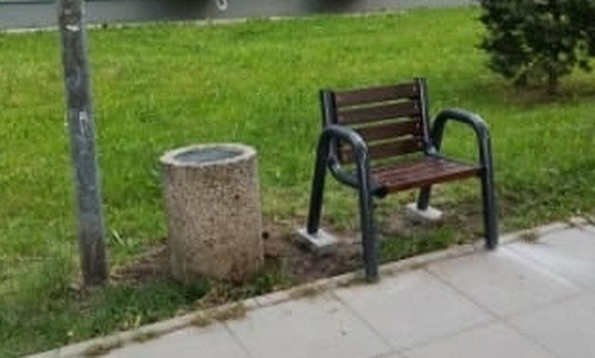 W Częstochowie stanęły takie ławki. To hit internetu!