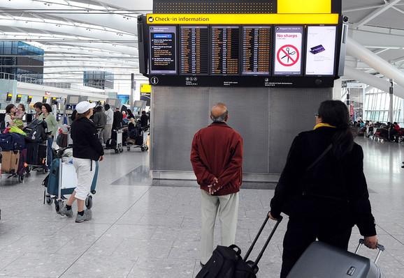 Kašnjenja i gužve na aerodromima će možda postati redovna stvar