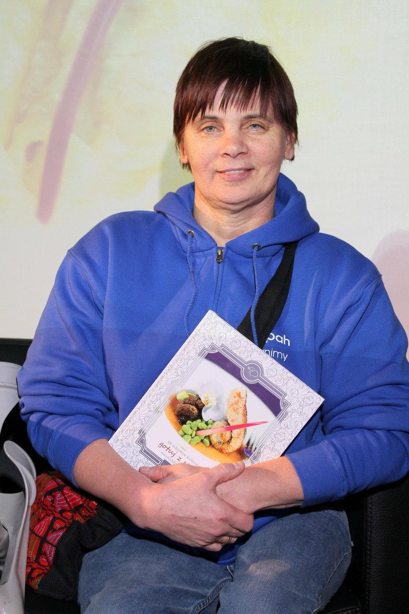 Janina Ochojska, szefowa Polskiej Akcji Humanitarnej