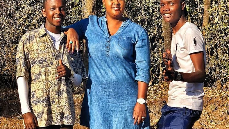 Machachari's Baha speaks out days after show was scrubbed off Citizen TV