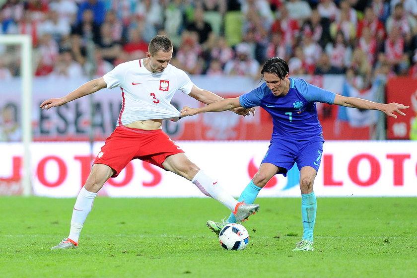Polska – Holandia 1:2