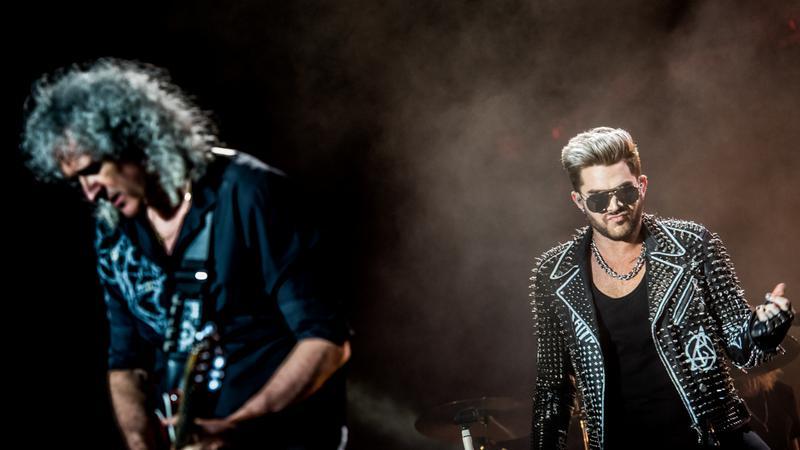 Queen i Adam Lambert na Life Festival Oświęcim 2016