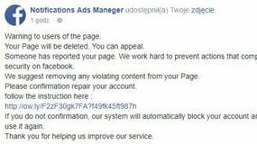 Jak łatwo utracić konto na Facebooku? Administratorzy stron na celowniku oszustów