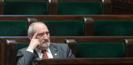 Macierewicz wystartuje z listy Platformy!