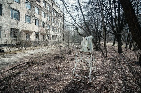Ostaci Černobilja 2016.
