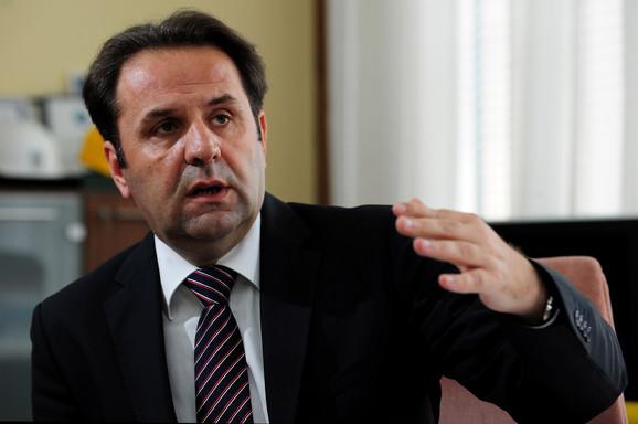Rasim Ljajić, ministar