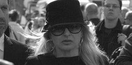Monika Olejnik w żałobie po Ofiarach tragedii