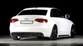 Rieger Audi A4 3,0 TDI