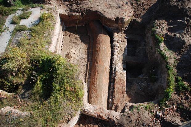 Kostrzyn nad Odrą - wykopaliska archeologiczne