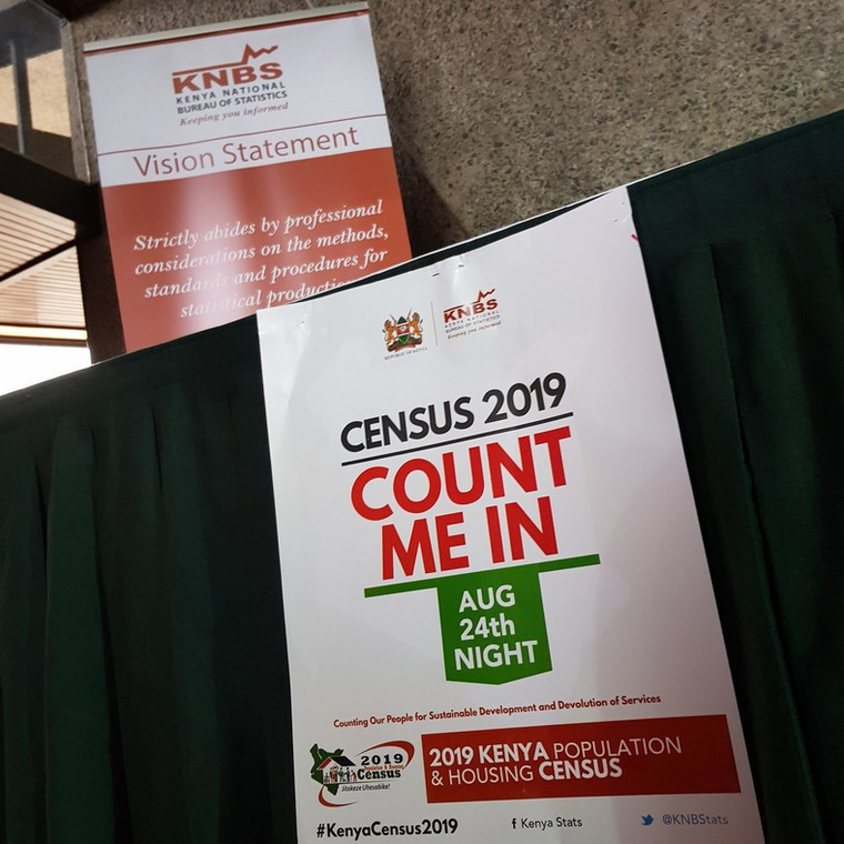 KNBS to begin census exercise countrywide