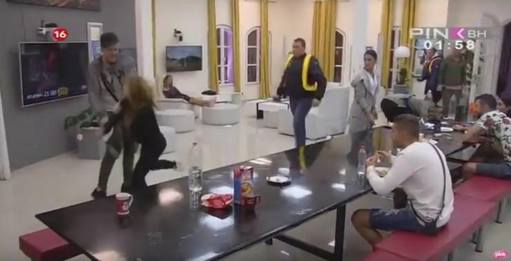 Kija Kockar, Sloba Radanović