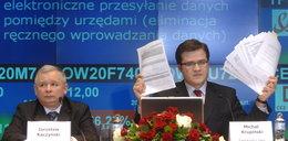 Prezes Pekao spotykał się z Kaczyńskim?! Pekao milczy