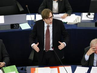 Guy Verhofstadt europarlament