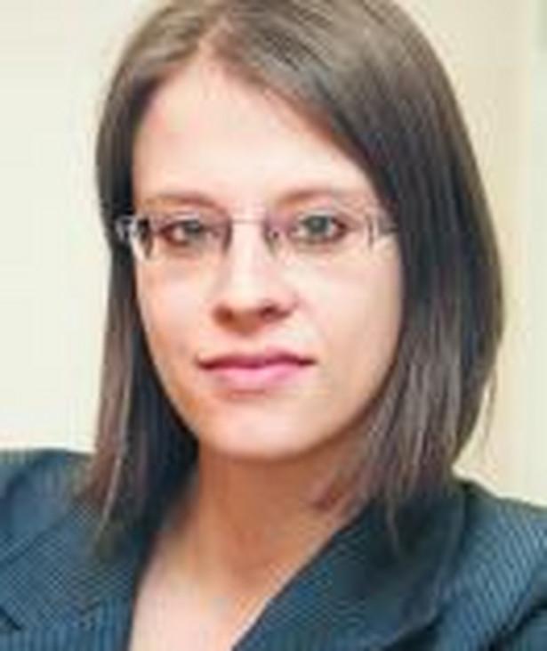 Karolina Topolska, redaktor DGP