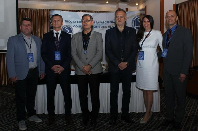 Dr BujarSaiti, dr Branko Bošković, dr Milan Čoh, mr ZoranGajić, dr Markov Čikići i dr Ivanovski