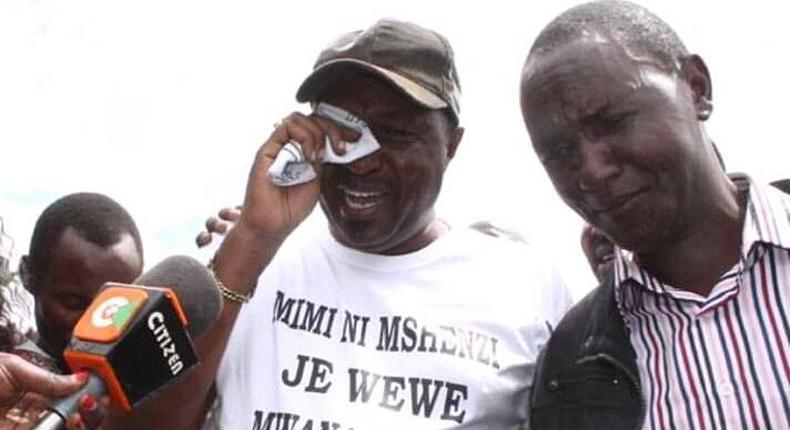Bahati MP Kimani Ngunjiri