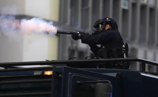 Pekin zaostrza stanowisko wobec protestów w Hongkongu
