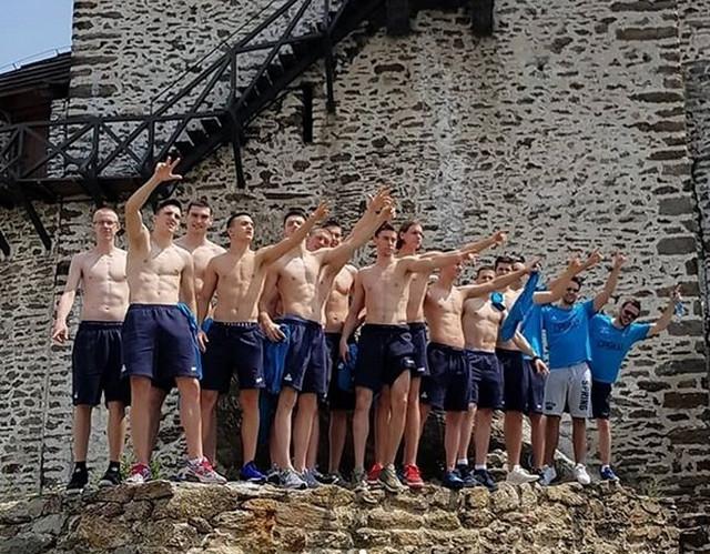 Kadetska košarkaška reprezentacija Srbije pred odlazak na Mundobasket