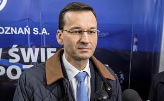 Morawiecki: Po decyzji KNF centra decyzyjne dwóch największych banków w Polsce