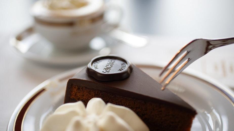 Original Sacher-Torte ©Hotel Sacher