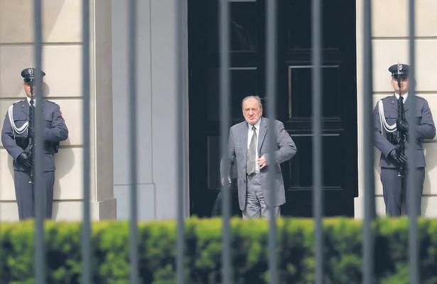 Dziś sędzia Gersdorf ma się pojawić w sądzie, a potem pójść na urlop