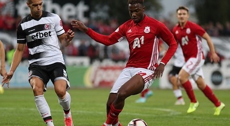 CSKA Sofia forward Viv Solomon-Otabor gets debut Super Eagles call-up to replace injured Samuel Kalu for Brazil friendly