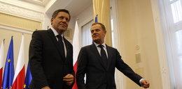 Tusk i Piechociński: Koalicja ma się dobrze