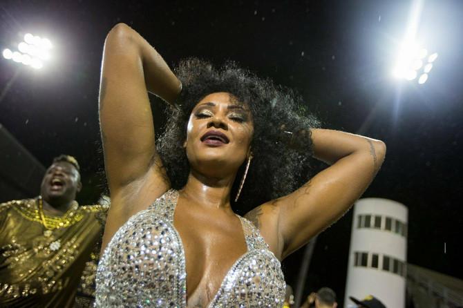 Iza kulisa karnevala u Riju