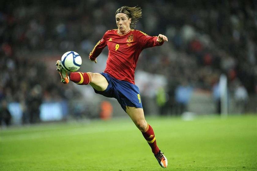 Chelsea chce sprzedać Fernando Torresa