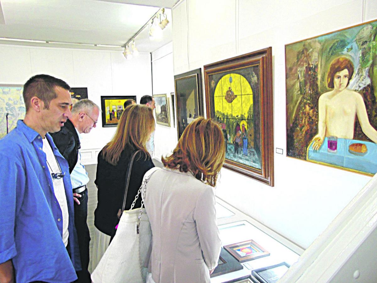 AMANET LJUBE POPOVICA Izlozba u Valjevu kao uvod u otvaranje Muzeja fantastike