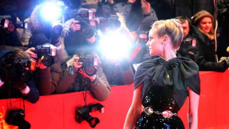"""Diane Kruger – gwiazda rozgrywającego się podczas pierwszych dni rewolucji francuskiej filmu """"Les Adieux à la reine"""", który otworzył Berlinale"""